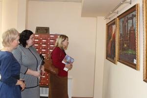 Выставка «Цвет стали ОЭМК» покорила сердца белгородцев