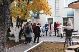 Старооскольский художественный музей презентовал экскурсионный маршрут