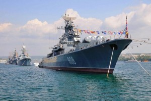 В День Военно-морского флота России