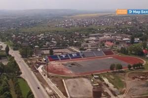Реконструкцию стадиона «Труд» в Старом Осколе завершат к сентябрю