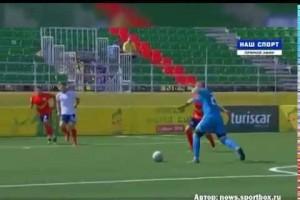 Старооскольский вратарь забил гол Испании на чемпионате мира по мини-футболу