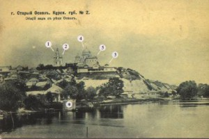 Поселения и храмы Староосколья XIX века (из книги А. П. Никулова) (Д-Е-Ж)