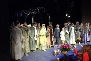 День театра в Год театра