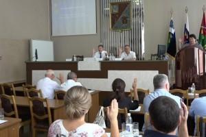 Ряд важных решений принял местный Совет депутатов