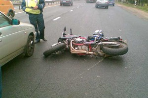 5 человек пострадали за сутки в авариях с участием мототехники