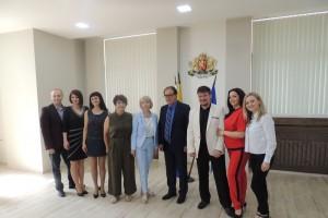Делегация Старооскольского городского округа с официальным визитом посетила Асеновград