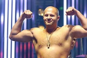 Федор Емельяненко начал готовиться к поединку с Фрэнком Миром