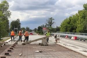 Ведется капитальный ремонт сельских дорог