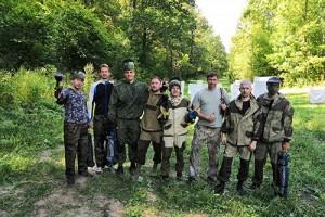 Работники Металлоинвеста приняли участие в «Форпосте»