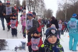 День зимних видов спорта в Белогорье