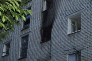 Бдительные соседи спасли жизнь хозяйке квартиры