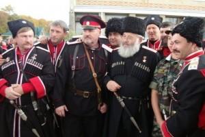 Кубанские казаки помянули жертв террора, но запутались, какого именно