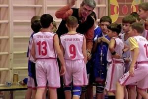 Старый Оскол принимает всероссийский турнир по баскетболу