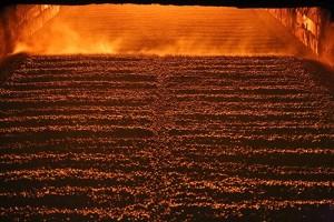 На ОЭМК произведено рекордное количество окатышей