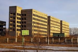 О реконструкции детской многопрофильной больницы