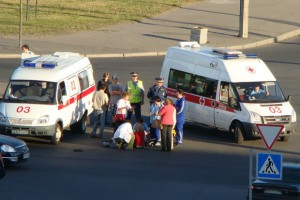 За три дня белгородские госавтоинспекторы дважды разыскивали водителей, скрывшихся с места ДТП