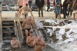 Места для крещенских купаний в Старом Осколе и близлежащих селах