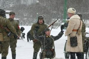 Военно-историческая реконструкция февральских боёв 1943г.