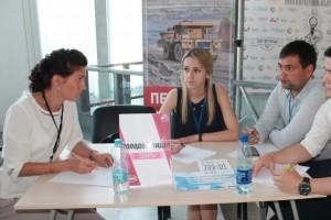 Конкурсанты «Молодого лидера Стойленского ГОКа» провели дебаты
