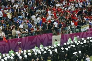 УЕФА снял с России шесть очков... Пока условно
