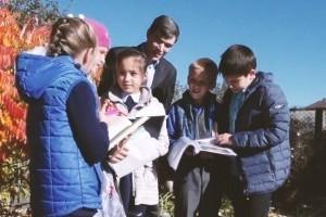 Об экологии - детям