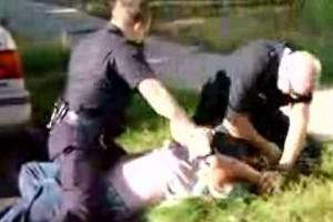 Старооскольские полицейские задержали грабителя