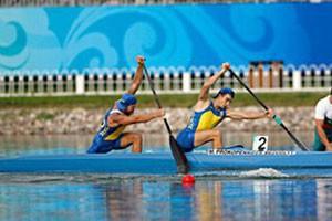 Старооскольский каноист выиграл две медали на всероссийских соревнованиях