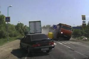 Авария Оскол - Воронеж
