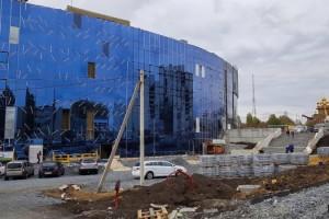 Белгородэнерго выделил 4 МВт мощности спортивной арене на 10 тысяч зрителей