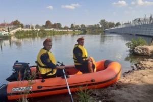 Старооскольское спасатели предотвратили трагедию на воде