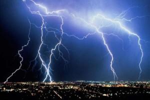 В Белгородской области обещают сильный ветер, дожди и грозы
