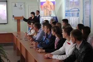 Аудитория имени Гусарова и Шевченко открылась в СОФ НИУ «БелГУ»