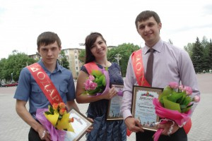 Работники ОЭМК – лауреаты премии «Одарённость-2013»