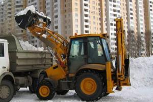Полиция уличила белгородских коммунальщиков в чистке снега, которого не было