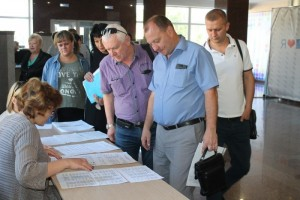 В Старом Осколе прошел семинар выездной школы профсоюзного актива