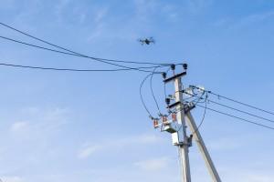 Свыше тысячи километров ЛЭП специалисты Белгородэнерго осмотрели  с помощью беспилотников