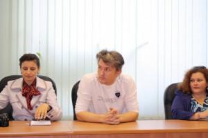 Третья встреча кавикомовцев с Шишкиным, окончание беседы