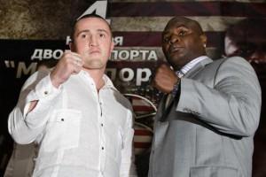 Денис Лебедев после победы над Джеймсом Тони поборется за чемпионский титул WBA
