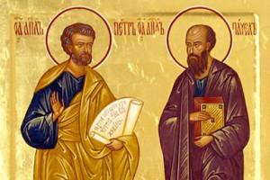 «Ловцы явлей»: Петр и Павел