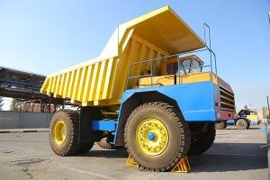 На ОЭМК освоили изготовление кузовов для БелАЗа