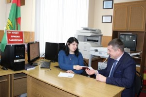 В Старооскольском городском округе открылись пункты приема заявлений избирателей