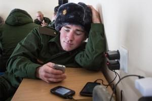 Военнослужащим запаса запретят соцсети