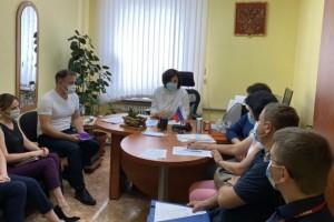 Белгородский Росреестр повышает эффективность взаимодействия с крупными правообладателями региона