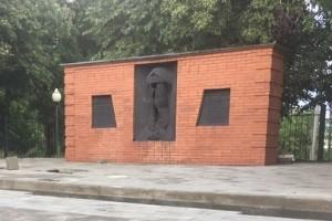 В Старом Осколе обновляют сквер «Воинской Славы»