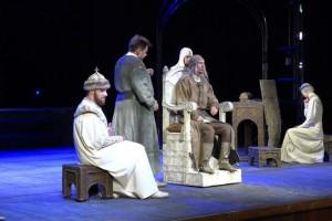 «Царь Фёдор Иоаннович» снова открывает театральный сезон