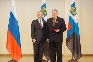 Работник ОЭМК Александр Ивлев удостоен государственной награды