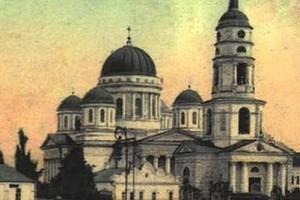 О восстановлении Богоявленского собора