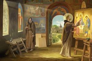 Куликово поле преподобного Андрея Рублева