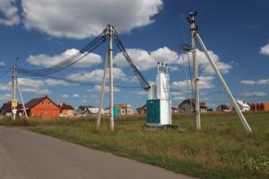 Белгородэнерго обеспечило возможность подключения к электрическим сетям 1279 участков ИЖС