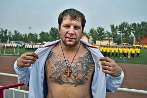 Александра Емельяненко и его пьяное выходки в Барнауле
